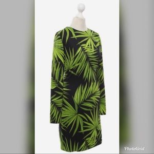 Michael Kors Palm Tree Dress